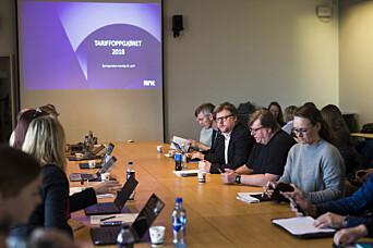 Brudd i NRK: Nå går lønns-oppgjøret til Riksmekleren