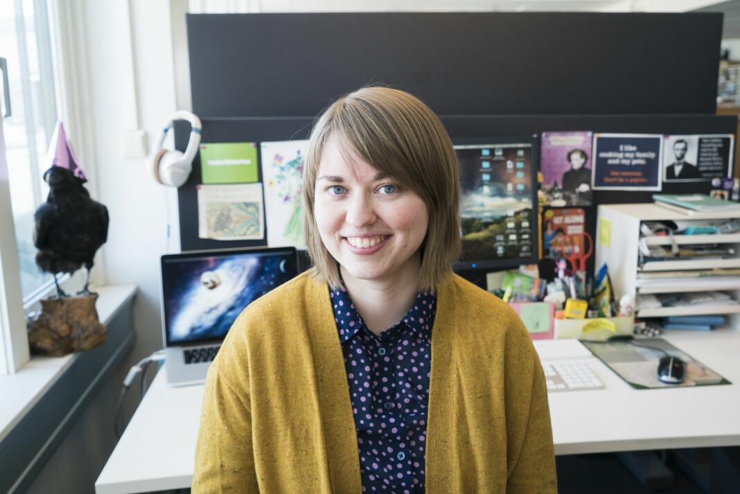 <p>Ane Bamle Tjellaug går fra jobben som journalist i Vårt Land til redaksjonell utvikler i LO Media. </p>