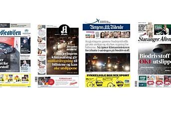 Bergens Tidendes Tron Strand mener miljøorganisasjonen Zero motarbeidet artikkelserie om biodrivstoff