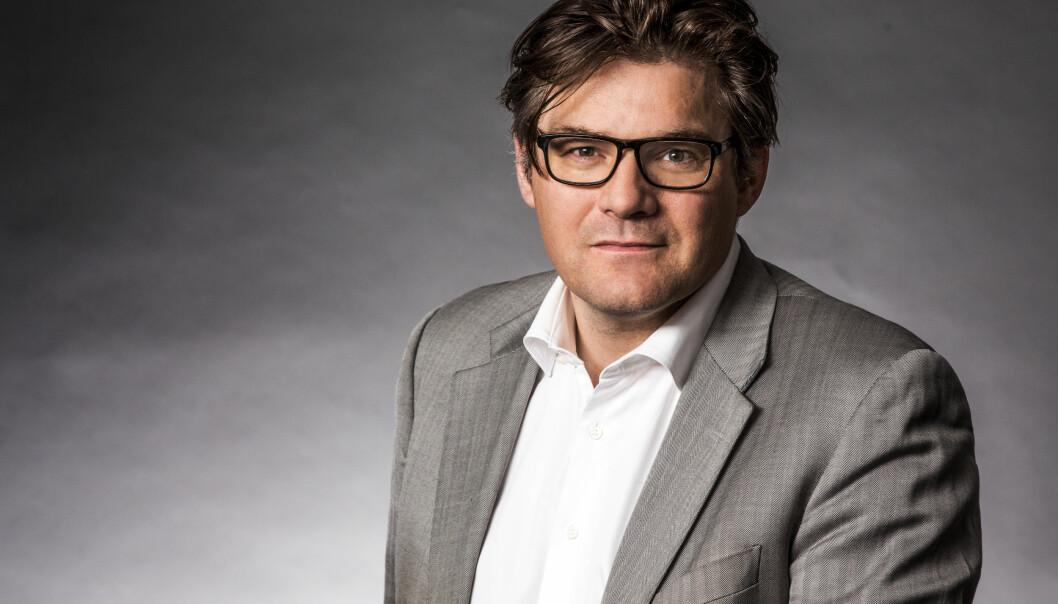 Jan Helin. Foto: Janne Danielsson/SVT