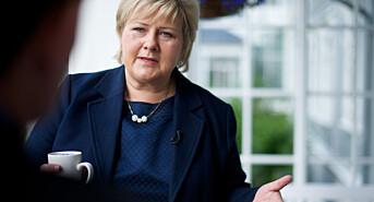 LES OGSÅ:Solberg ut mot «blodtørstige journalister» i Sandberg-saken