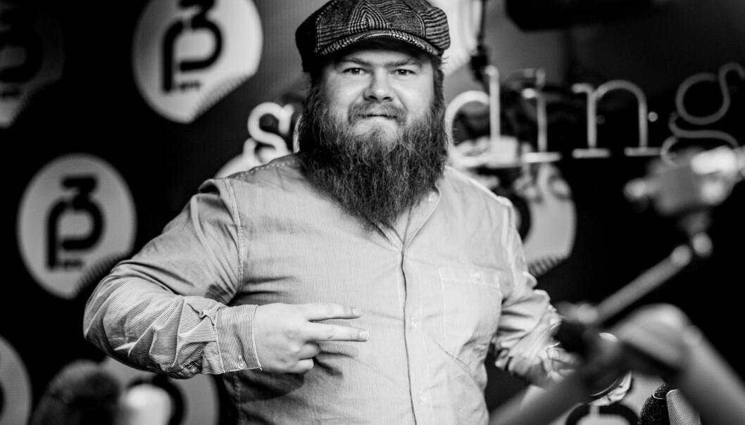 Ken Wasenius-Nilsen, programleder for Morgen på Radio 1. Bildet er fra da han jobbet i NRK P3. Foto: Jonas Jeremiassen Tomter