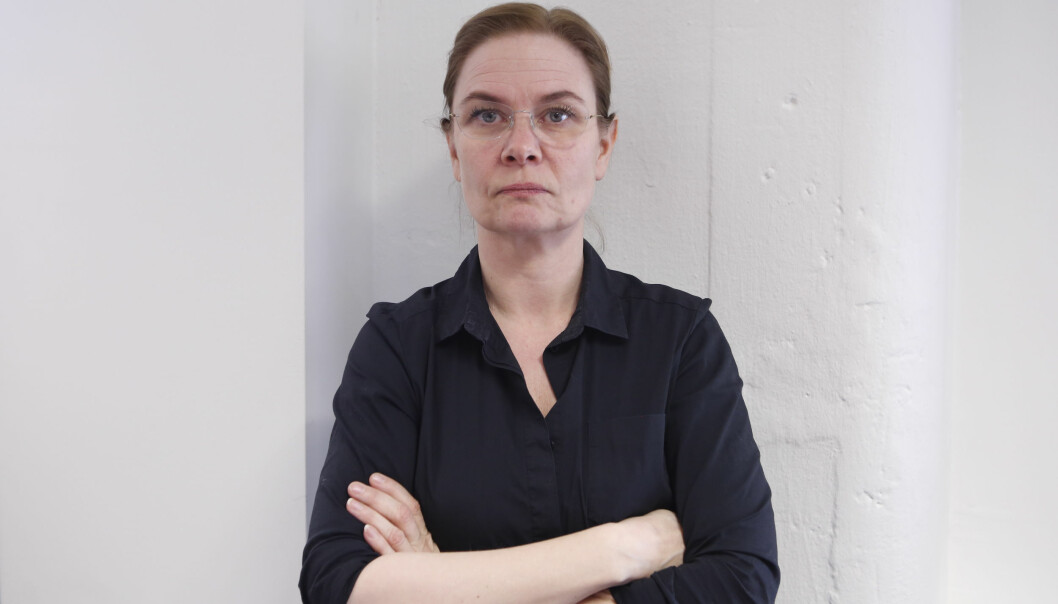 Grethe Brandsø. Foto: Marianne Løvland