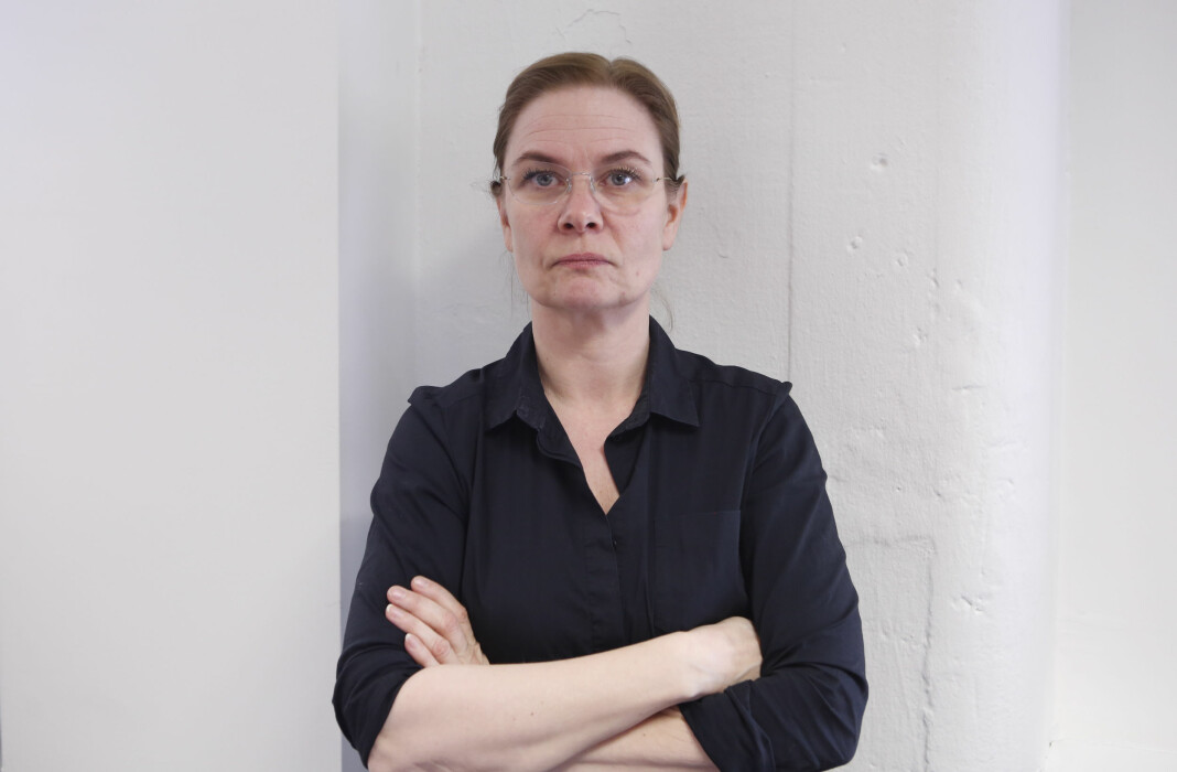 Klubbleder Grethe Brandsø i NTB mener frilansere selvsagt skal likebehandles med ansatte. Arkivfoto: Marianne Løvland