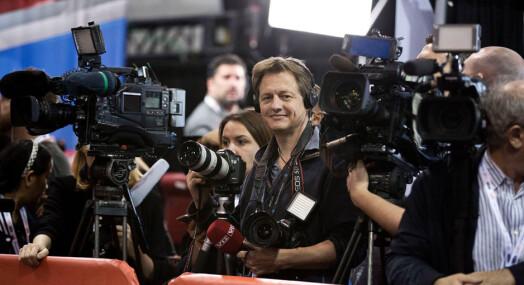 VGs New York-fotograf Thomas Nilsson drømmer om å portrettere Trump