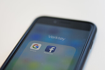 Google og Facebook risikerer norsk skatt på 150 millioner kroner