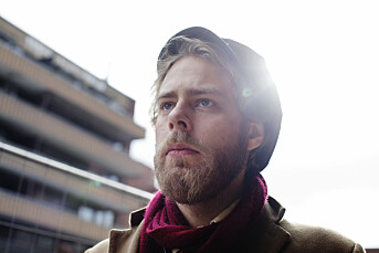 Årets frilanser er fotojournalist Henrik Evertsson