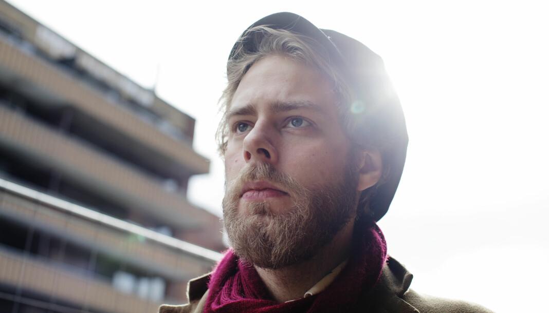 <p>Henrik Evertsson er årets frilanser. Foto: Andrea Gjestvang</p>