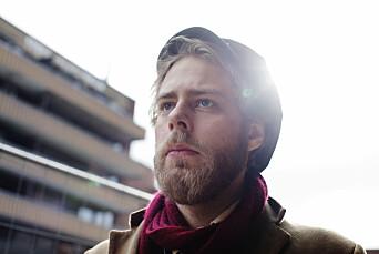 Henrik Evertsson kom tett på Den nordiske motstandsbevegelsen i sin Brennpunkt-dokumentear