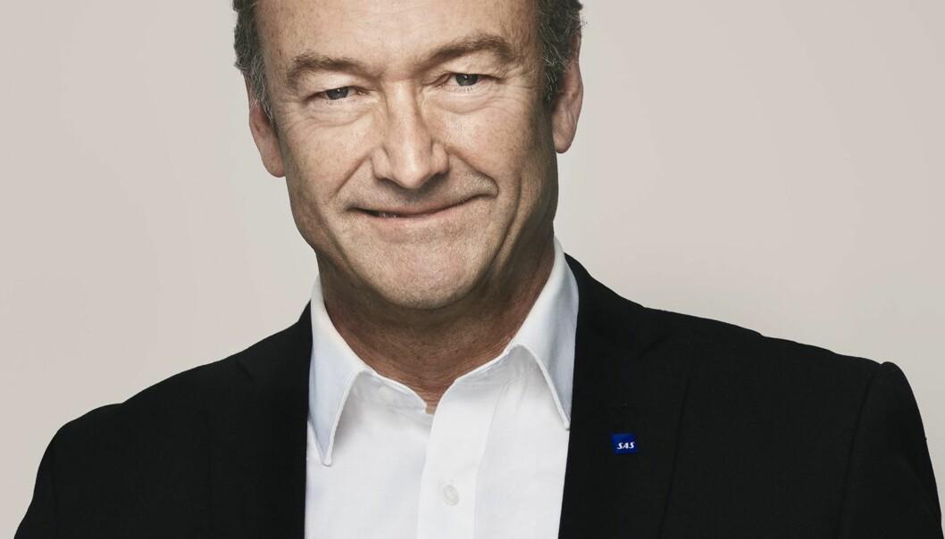Knut Morten Johansen. Foto: SAS