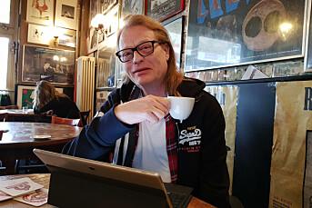 Ustyrlig nysgjerrighet er Asbjørn Svarstads viktigste verktøy