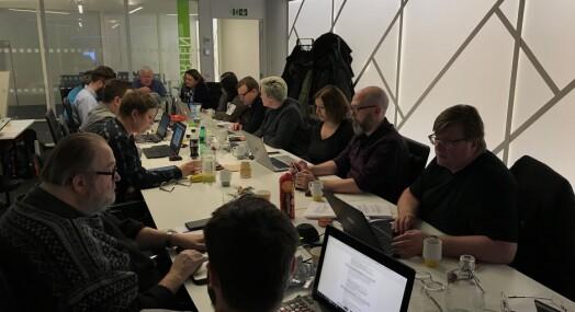 Landsstyret strammet inn kontrollen med Journalistlagets pengebruk på Pressens Hus