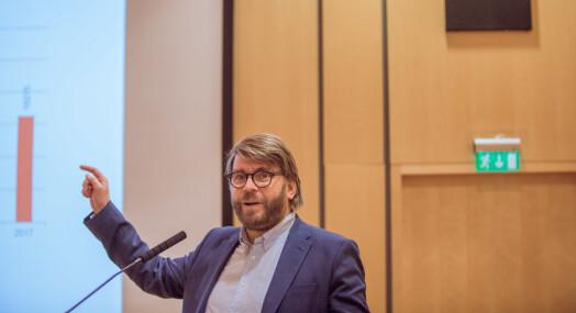 Sigvald Sveinbjørnsson er ny leder i Vestafjelske Redaktørforening