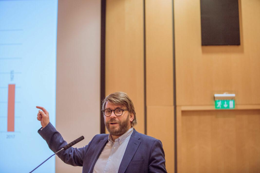 <p>Sigvald Sveinbjørnsson har fått et nytt verv: Nå er han også leder for Vestafjelske Redaktørforening.</p>