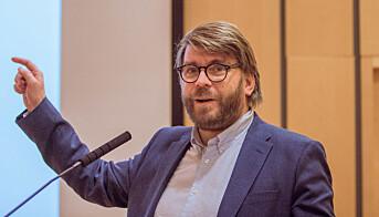 <p>Sigvald Sveinbjørnsson, sjefredatkør i BA.</p>