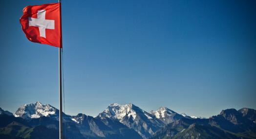 Sveitserne stemte for å beholde TV-lisensen