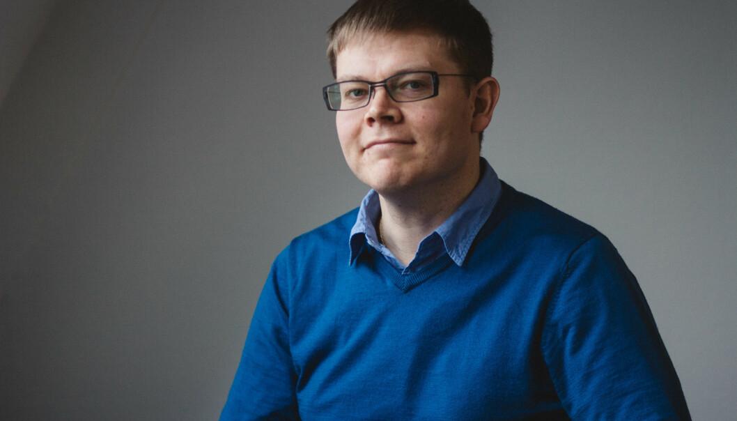Glenn Slydal Johansen tar over som konstituert redaktør etter syv år i Journalisten. Foto: Marte Vike Arnesen