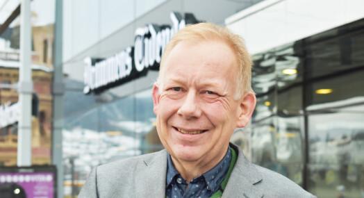– Klubblederen bør være diplomat, mener Lars Johnsen