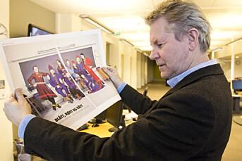 Arve Løberg forlater Trønder-Avisa