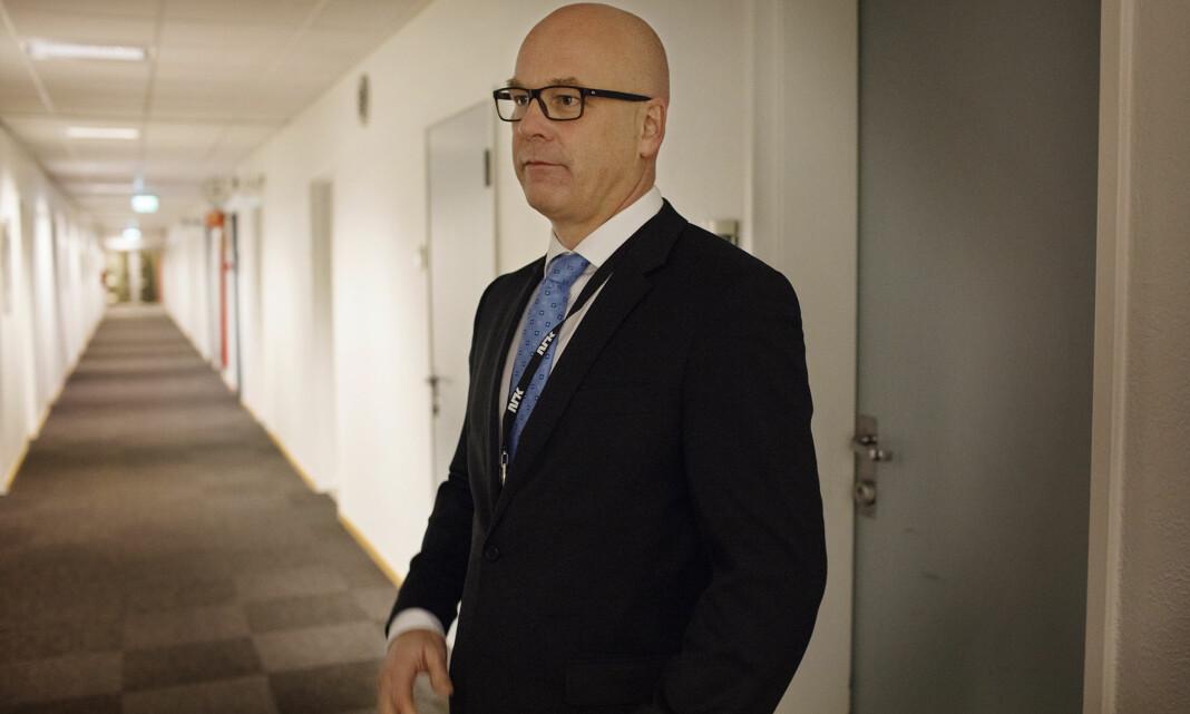 Kringkastingssjefen: – NRK hindrer ikke betalingsvekst