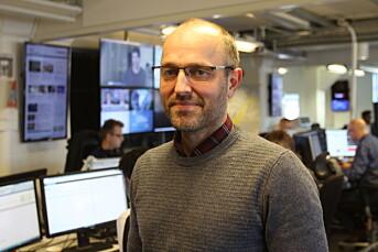 På mandagens generalforsamling var det siste gang NTB-sjef Mads Yngve Storvik kunne skylde på sin forgjenger