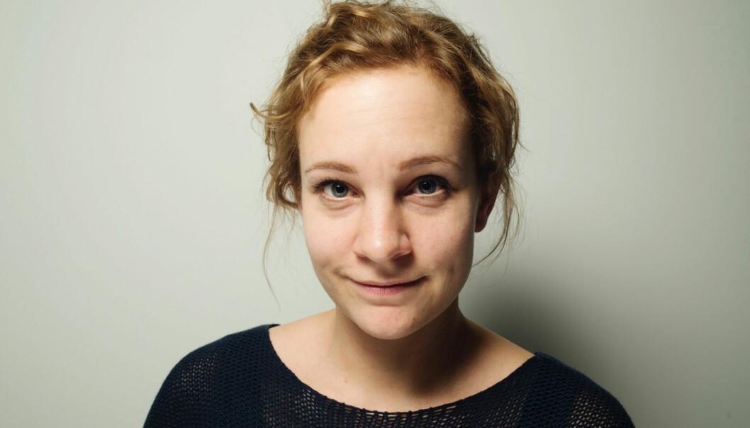 Etter mange år som frilanser begynner Kristin Ellefsen i fast jobb som fotojournalist i Fædrelandsvennen. Foto: Christian Nørstebø