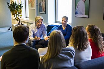 Studenter hjelper Nettavisen med god Facebook-debatt