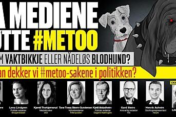 Da mediene møtte #metoo