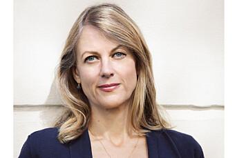 Helene Uri gleder seg til å ta over språkspalten i Aftenposten