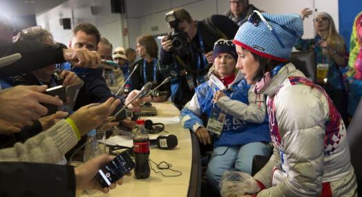 Lavere interesse blant norske redaksjoner for OL – klarer ikke å fylle pressekvoten fra IOK