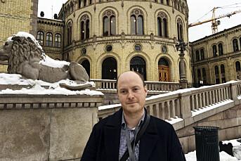 Sivert Rossing er ansatt som ny nyhetsredaktør i Trønder-Avisa