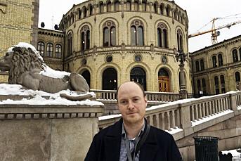 Sivert Rossing irriterer seg over hvor Oslo-tungt mediebildet er