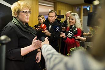 Kulturministeren vil kjempe mot falske nyheter med ny medielov