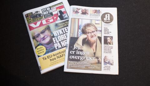 57cf2959 Trine Skei Grande kommenterer ryktene rundt seg selv i både VG og  Aftenposten i dag.