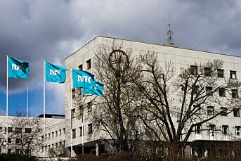 NRK tjente 186 millioner kroner på eiendom i fjor