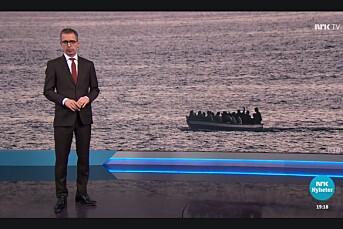 DN kritiserer NRK-reportasje om flyktninger og migranter: «Over stokk og stein»