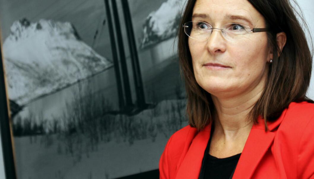 Britt Sofie Hestvik. Arkivfoto Birgit Dannenberg