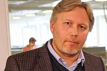 Et liv uten mobilen er et ømt tema for Skjalg Fjellheim