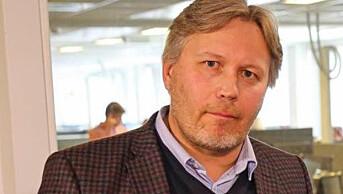 Politisk redaktør Skjalg Fjellheim. Foto: Nordlys