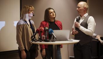 28 prosent har blitt utsatt for seksuell trakassering i norsk mediebransje, tre prosent siden i sommer.