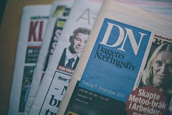 Færre arbeidsledige journalister