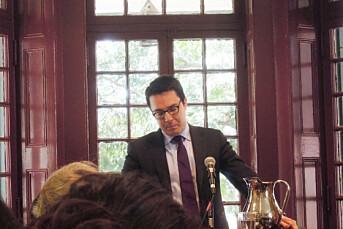 New Yorker-journalist Ryan Lizza fikk sparken