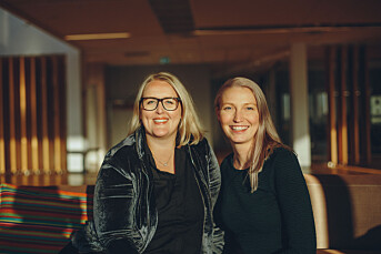 Synnøve Åsebø og Mona Grivi Norman er i en eksklusiv gruppe kvinner som kan skryte av å ha vunnet Skup-prisen