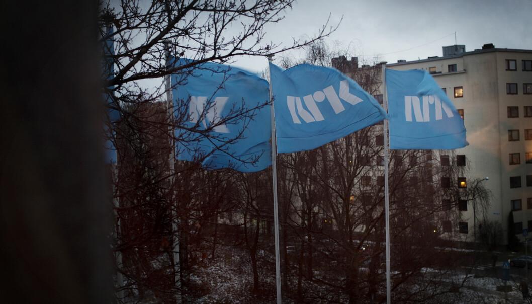 NRK omtaler eiendomssalg og bidrar til at flere kontakter megleren. Arkivfoto: Andrea Gjestvang