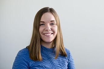 Kristine Lindebø går til Journalisten