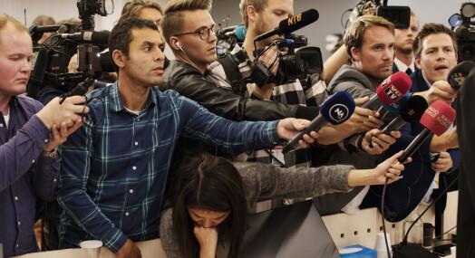 Morgenrutinen: Farid Ighoubah skulle ønske Nettavisen kunne avsløre hva som ble sagt i bilmøtet med Jensen og Cappelen