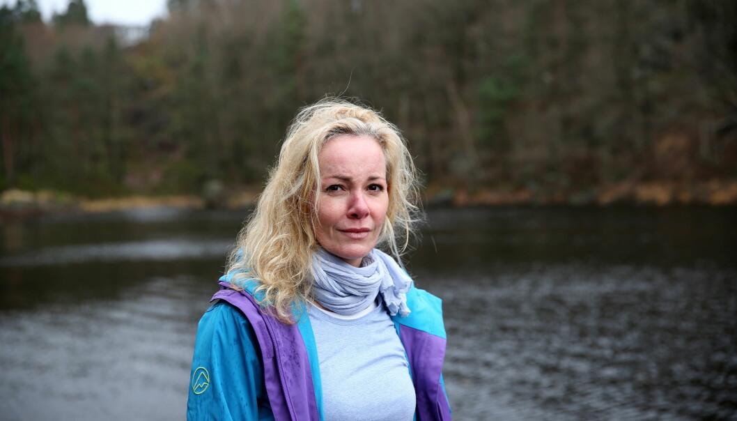 Maren Anne Terjesen ble trakassert av sin egen sjef da hun jobbet som nyhetsanker i TV2. Arkivfoto: Kjartan Bjelland