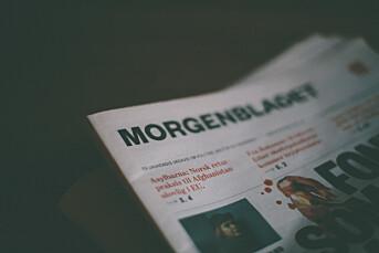 Morgenbladet kåret til årets europeiske avis