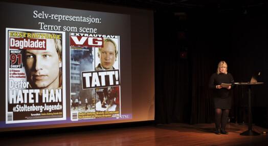 Forsker på bilder av Anders Behring Breivik i mediene