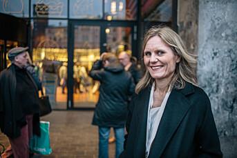 Helje Solberg er årets kvinnelige medieleder